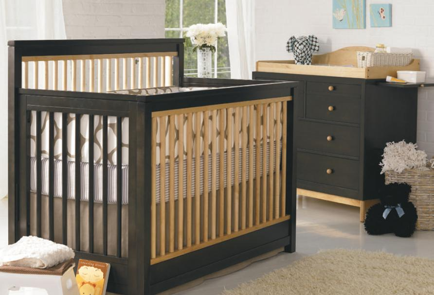 Young America Has Come Out With A Beautiful Customizable Crib Line. Isnu0027t  It Just Beautiful? Young America Calls It The U201cvintage Modernu201d Line.